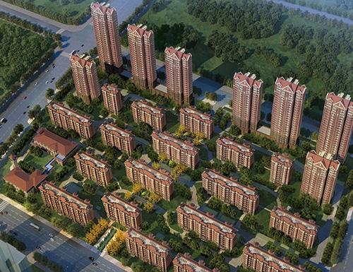 天津首创沁景苑项目