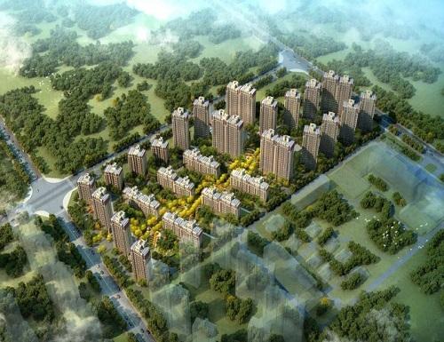 天津塘沽生态城临海新城项目