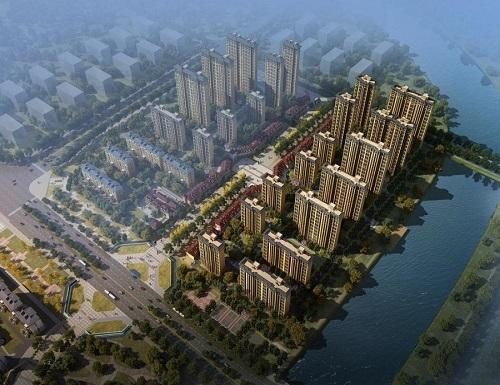 郑州绿绿地·香湖湾2号地块项目